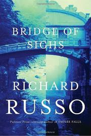 Book Cover for BRIDGE OF SIGHS
