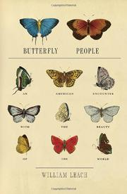 BUTTERFLY PEOPLE by William Leach