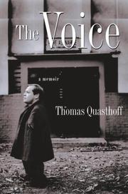 THE VOICE by Thomas Quasthoff