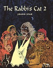 THE RABBI'S CAT 2 by Joann Sfar