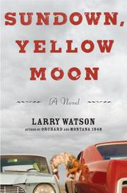 Cover art for SUNDOWN, YELLOW MOON