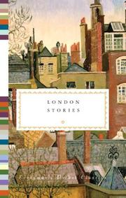 LONDON STORIES by Jerry White