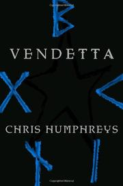 VENDETTA by Chris Humphreys