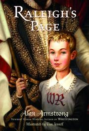 Book Cover for RALEIGH'S PAGE