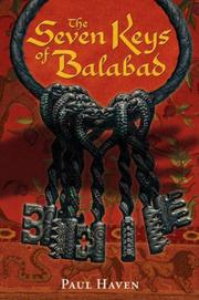 Cover art for THE SEVEN KEYS OF BALABAD