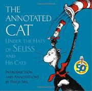 THE ANNOTATED CAT by Dr. Seuss