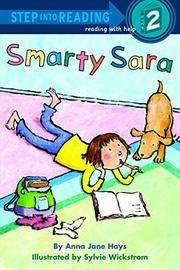 SMARTY SARA by Anna Jane Hays