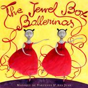 Book Cover for THE JEWEL BOX BALLERINAS