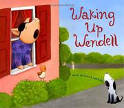 Book Cover for WAKING UP WENDELL
