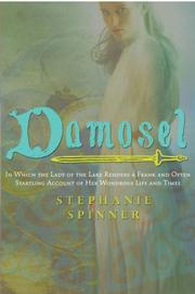 DAMOSEL by Stephanie Spinner