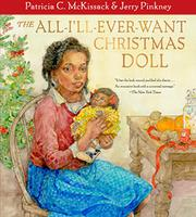 Book Cover for THE ALL-I'LL-EVER-WANT CHRISTMAS DOLL