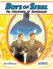 Book Cover for BOYS OF STEEL