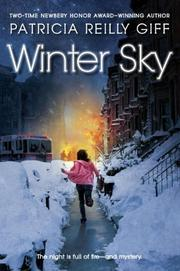 WINTER SKY by Patricia Reilly Giff