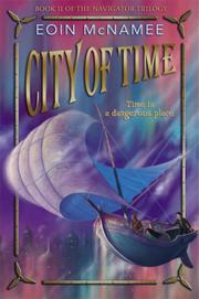 Book Cover for CITY OF TIME