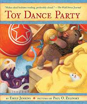 Book Cover for TOY DANCE PARTY
