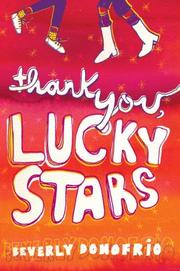 Cover art for THANK YOU, LUCKY STARS