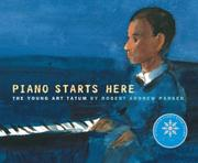 PIANO STARTS HERE by Robert Andrew  Parker
