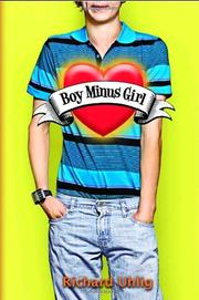 Cover art for BOY MINUS GIRL