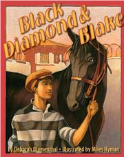 Cover art for BLACK DIAMOND & BLAKE