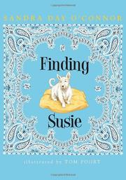 FINDING SUSIE by Sandra Day O'Connor