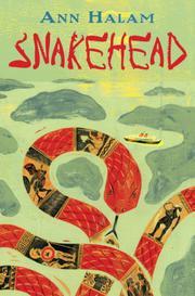 SNAKEHEAD by Ann Halam