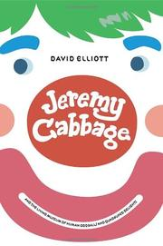 Cover art for JEREMY CABBAGE AND THE LIVING MUSEUM OF HUMAN ODDBALLS AND QUADRUPED DELIGHTS