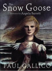 Cover art for THE SNOW GOOSE