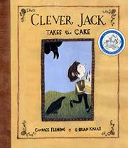 Cover art for CLEVER JACK TAKES THE CAKE
