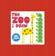 Book Cover for THE ZOO I DREW