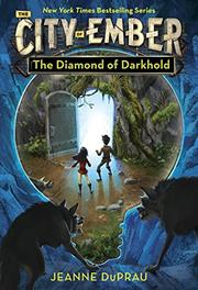 Book Cover for THE DIAMOND OF DARKHOLD
