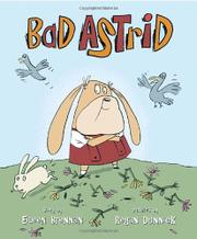 Cover art for BAD ASTRID