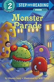 Book Cover for MONSTER PARADE