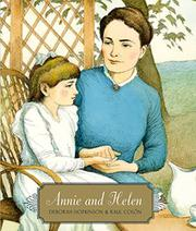 ANNIE AND HELEN by Deborah Hopkinson