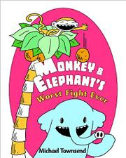 MONKEY & ELEPHANT'S WORST FIGHT EVER! by Michael Townsend
