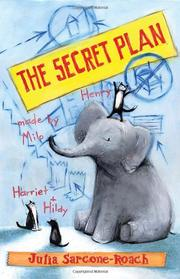 THE SECRET PLAN by Julia Sarcone-Roach
