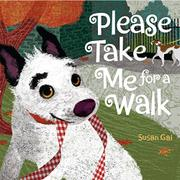 Book Cover for PLEASE TAKE ME FOR A WALK