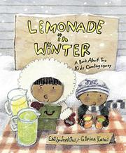 Cover art for LEMONADE IN WINTER