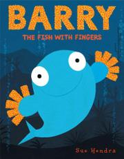 Cover art for BARRY THE FISH WITH FINGERS
