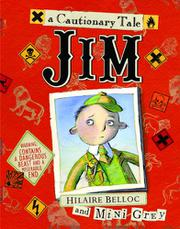 Cover art for JIM, WHO RAN AWAY FROM HIS NURSE, AND WAS EATEN BY A LION