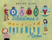 Book Cover for DADDY CHRISTMAS AND HANUKKAH MAMA