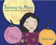 Book Cover for THANKING THE MOON