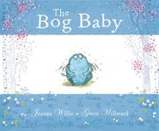 Cover art for THE BOG BABY