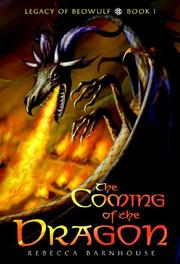 Book Cover for THE COMING OF THE DRAGON