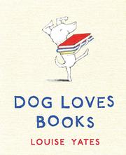 Cover art for DOG LOVES BOOKS
