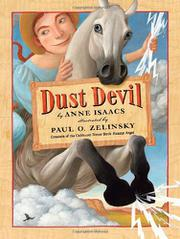 Cover art for DUST DEVIL