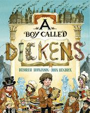 Book Cover for A BOY CALLED DICKENS
