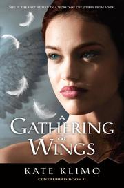 Cover art for A GATHERING OF WINGS