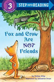 Book Cover for FOX AND CROW ARE NOT FRIENDS