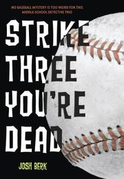 Cover art for STRIKE THREE, YOU'RE DEAD