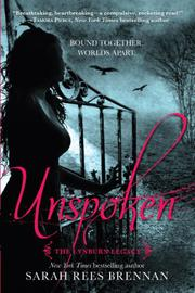 Cover art for UNSPOKEN